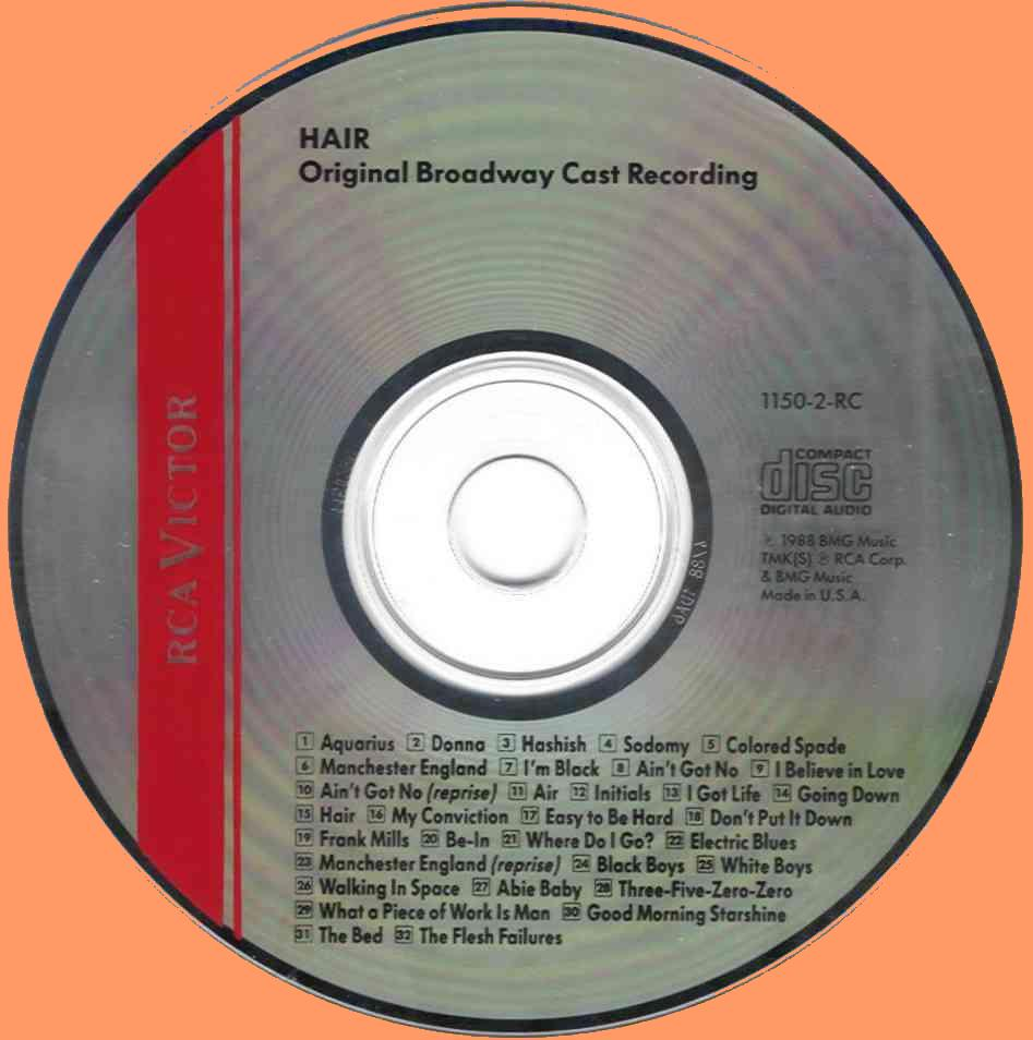 US Broadway CD - 1150-2-RC cd