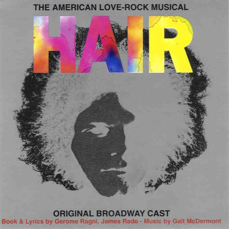 US Broadway CD - BB 61048 front