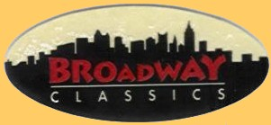 US Broadway CD - BD89667 sticker