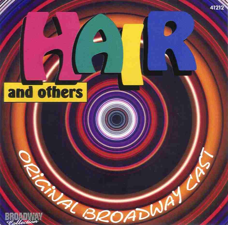 US Hair and others CD - 41212 front