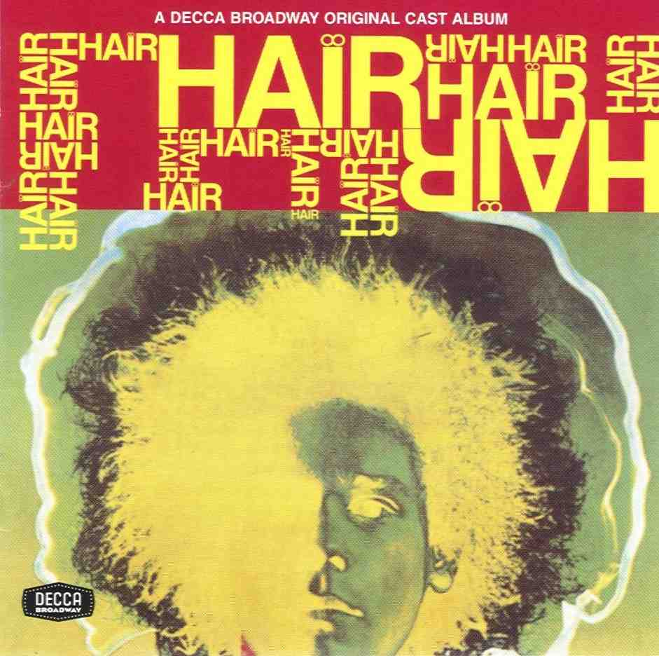 England Hair/Fresh Hair CD - 314 519 973-2 front