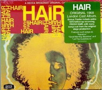England Hair/Fresh Hair CD - ? front