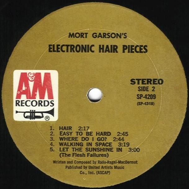 Mort Garson The Connection